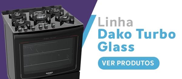 Linha Dako Turbo Glass